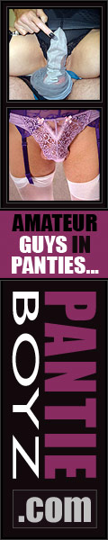 Pantie Boyz - Amateur Guys in Panties