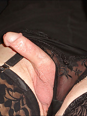 Mature Tgirl gets her ass fucked hard